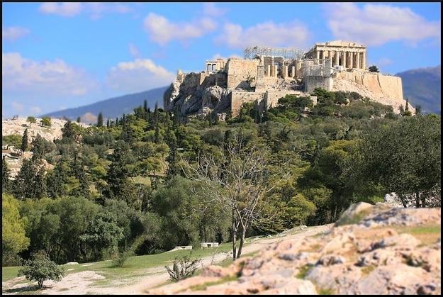 гид в Греции