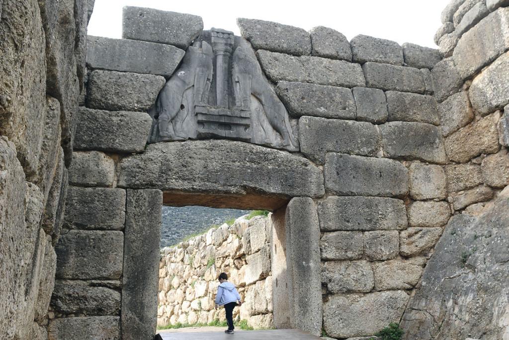 Микены и Львиные ворота