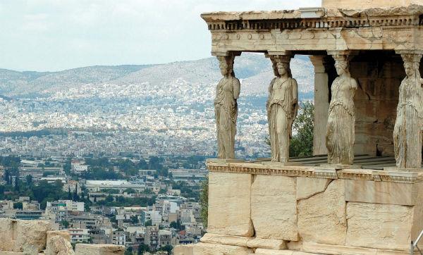 Афинский Акрополь 2