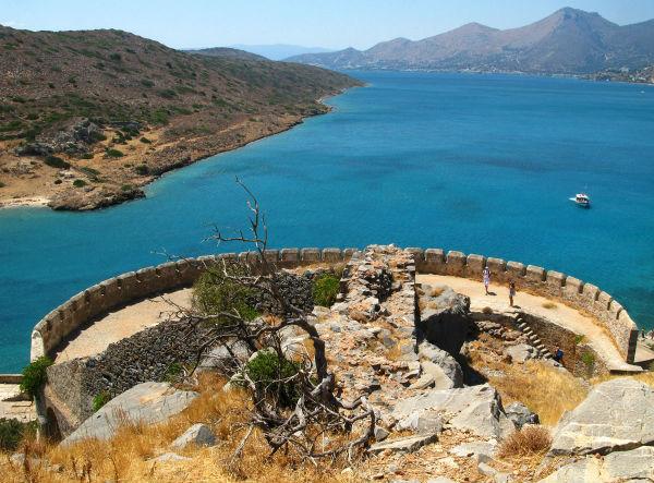 Крит. Остров Спиналонга