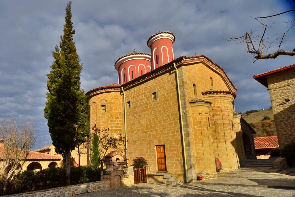 Метеоры, монастырь Святого Стефана