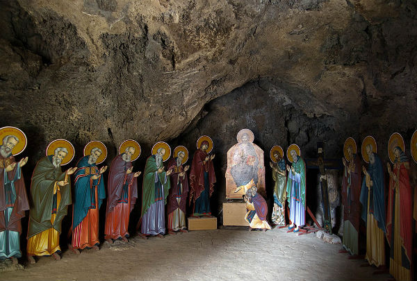 Монастырь Иоанна Предтечи в Верии 6