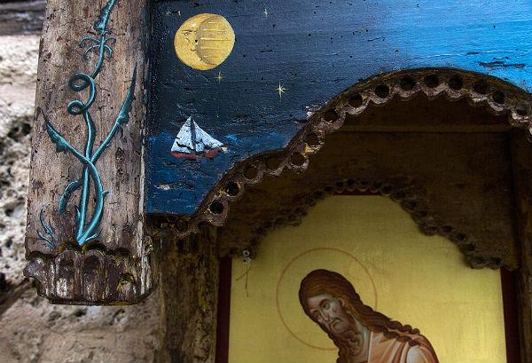 Монастырь Иоанна Предтечи в Верии 8