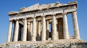 parfenon.gid v grecii