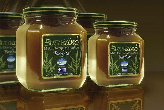 Мёд в Греции