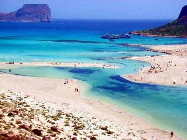 Самый крупный греческий остров - Крит