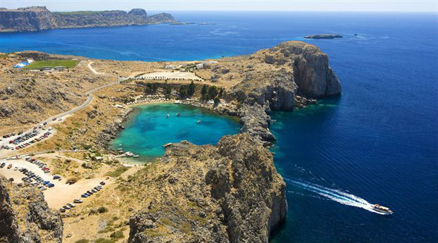 остров Родос 7