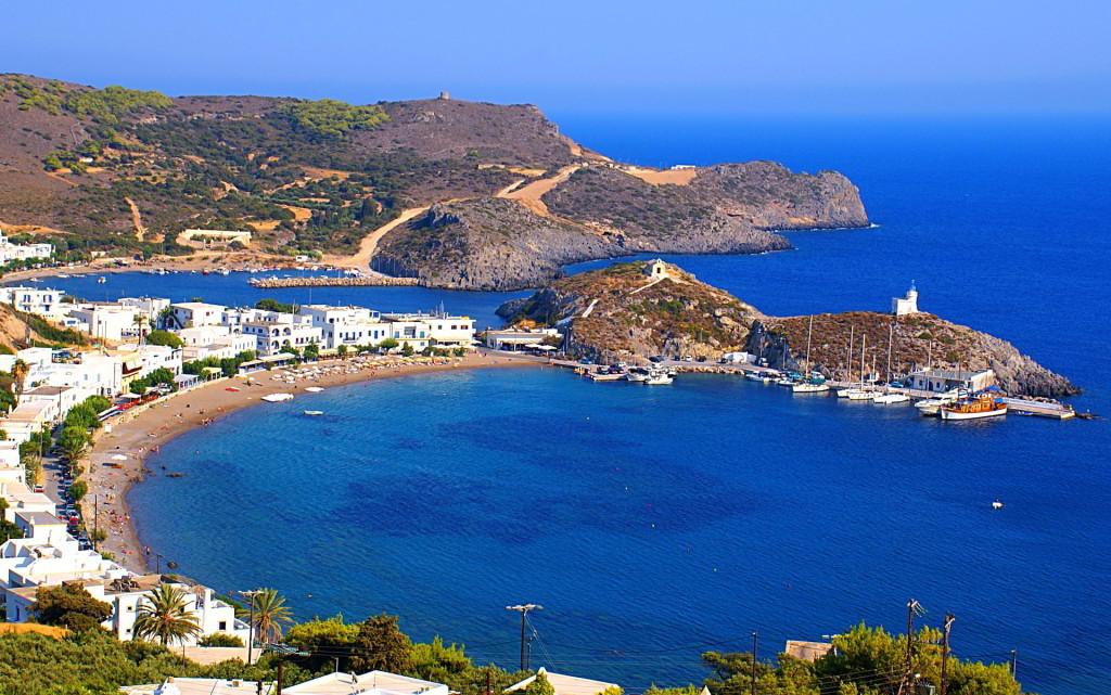 Греческие острова. Остров Китира 1