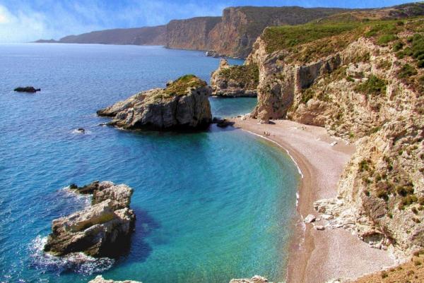 Греческие острова. Остров Китира 2
