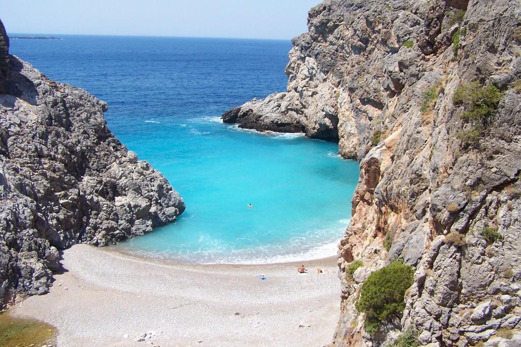 Греческие острова. Остров Китира 3