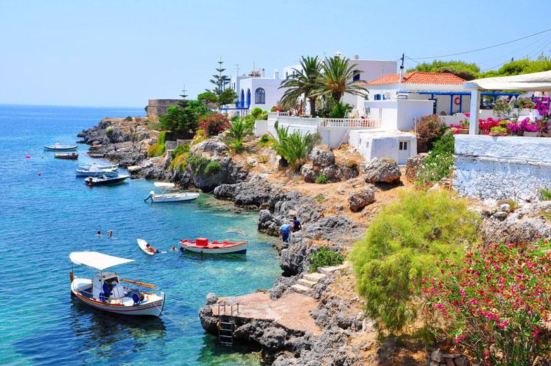 Греческие острова. Остров Китира 4