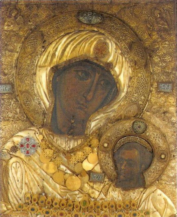 Икона Божией Матери Иверской