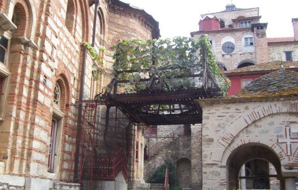 Хиландарский монастырь 3