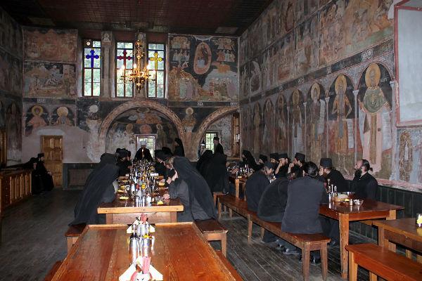 Хиландарский монастырь 4