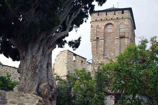 Хиландарский монастырь 7