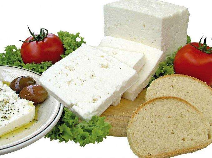 Как приготовить болгарский сыр