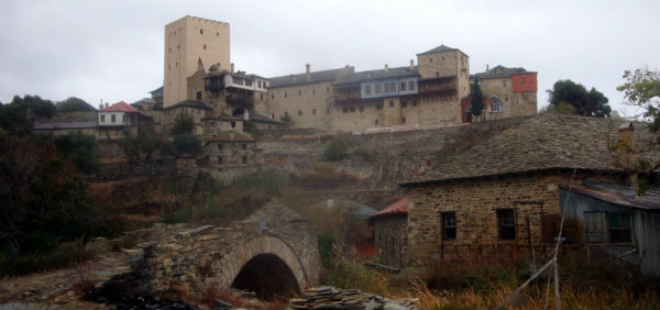 Монастырь Пантократор