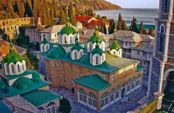 Свято-Пантелеймонов монастырь