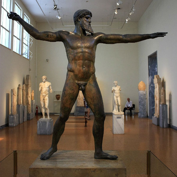 Имена древнегреческих атлетов