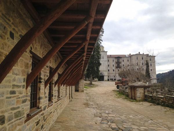 Зографов Монастырь
