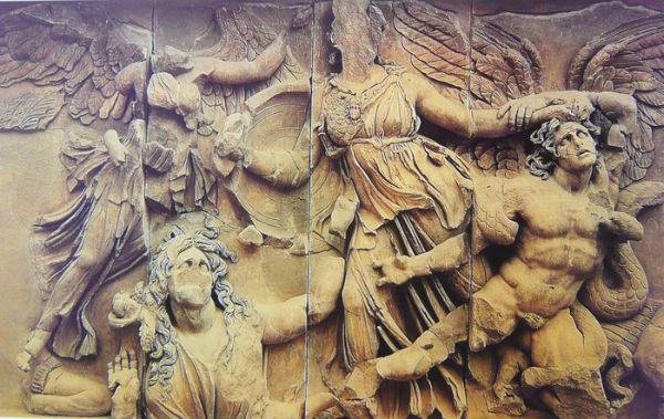 Искусство в переводе в древнегреческий
