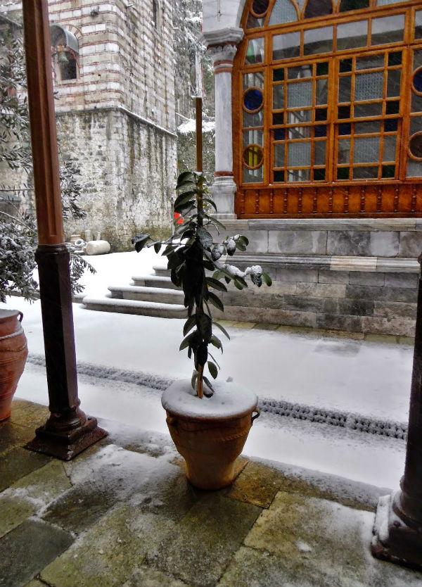 Монастырь Святого Павла 8