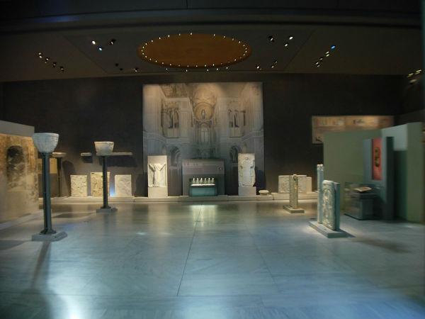 Музей византийской культуры 1