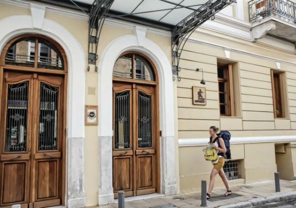 Хостелы Греции